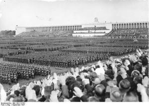 Nürnberg, Reichsparteitag, RAD-Appell