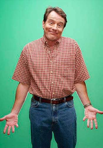 Cranston in Malcolm in the Middle