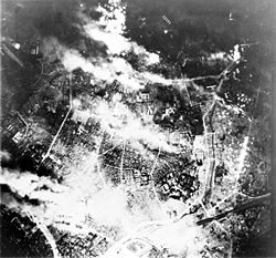 Tokyo firebombing