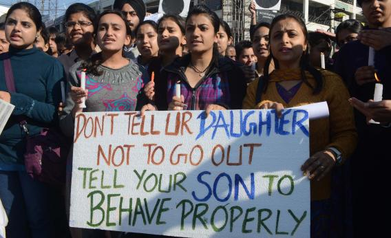 Rape in India