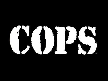 Cops show logo