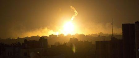 PALESTINIAN-ISRAELI-UNREST-SHILLING