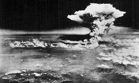 Hiroshima Peace Memorial Museum/EPA