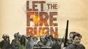 let the fire