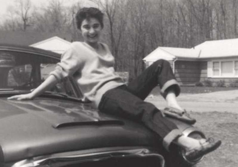 Pictured is Kitty Genovese